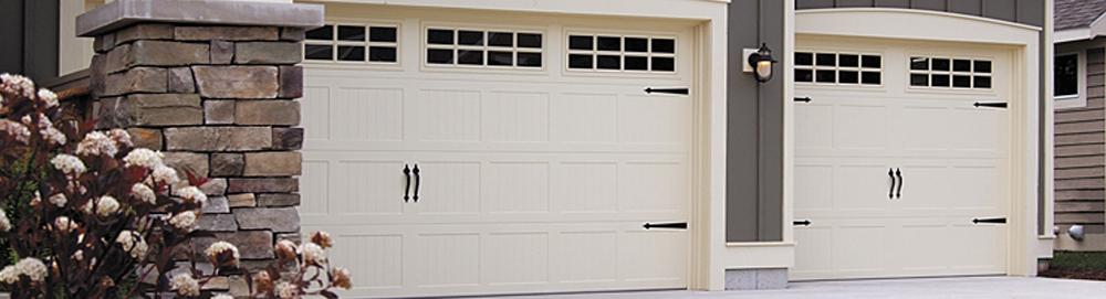Beau Robbinsu0027 Garage Door